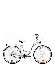 monteria-monteria-milano-ladies-26-nexus-17-inch-white