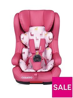 cosatto-hubbub-car-seat-group-123-llamrama