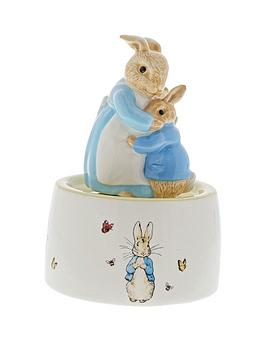 peter-rabbit-mrs-rabbit-peter-rabbit-ceramic-musical-box