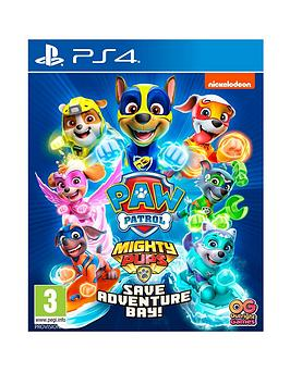 Playstation 4 Paw Patrol Mighty Pups: Save Adventure Bay!