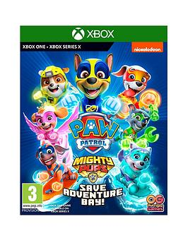 Xbox One Paw Patrol Mighty Pups: Save Adventure Bay!