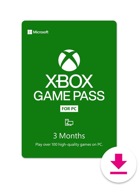xbox-one-game-pass-for-pc-3-months-membership