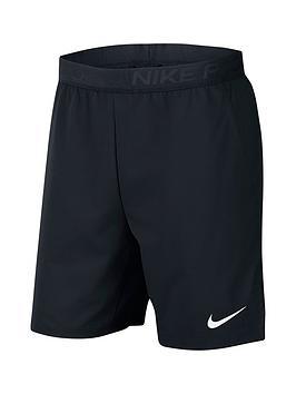 nike-flex-vent-shorts-blackwhite