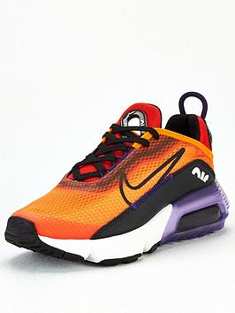nike-air-max-2090-junior-red