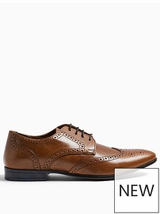 topman-bedd-leather-brogues--nbsptan