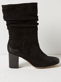 fatface-meredith-suedenbspmid-slouchy-boots-black