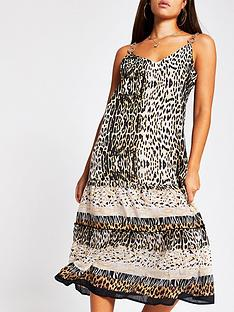 river-island-printed-cami-midi-dress-animal-print