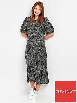 wallis-ditzy-print-dress--nbspblacknbsp