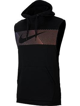 nike-dry-sleevelessnbsphoodie-blackblack