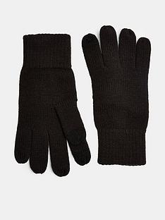 topman-touch-screen-gloves-black