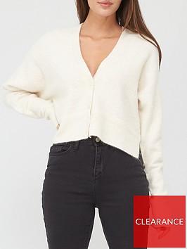 allsaints-vika-cropped-cardigan-white