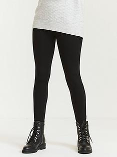 fatface-ponte-leggings-black