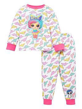lol-surprise-girls-art-long-sleeve-pyjamas-multi