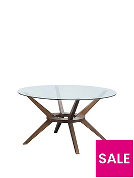 julian-bowen-chelsea-large-140cm-round-glass-table