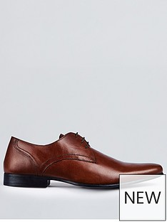 burton-menswear-london-banks-textured-leather-derby-shoes--nbspbrown