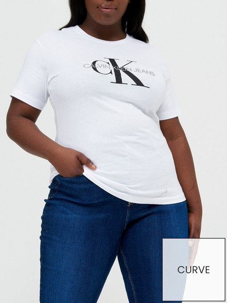 calvin-klein-jeans-plus-core-monogram-logo-regular-fit-tee-white