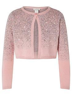 monsoon-girls-sew-sequin-knit-bolero-pink