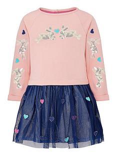monsoon-baby-girls-bunny-sweat-disco-dress-pink
