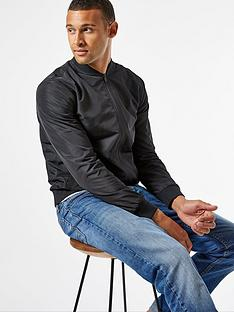 burton-menswear-london-core-bomber-jacket-black