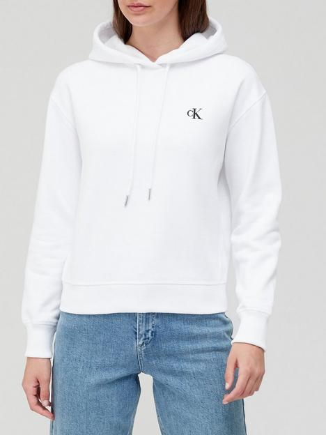 calvin-klein-jeans-embroidered-pullover-hoodie-white