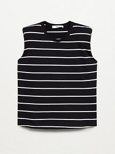 mango-padded-shoulder-tee