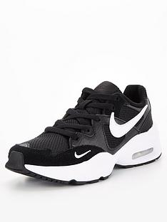 nike-nike-air-max-fusion-childrens-trainers-blackwhite