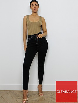missguided-missguided-contrast-stitch-sinner-skinny-jean-black
