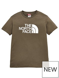 the-north-face-childrens-short-sleeve-easy-t-shirt-green
