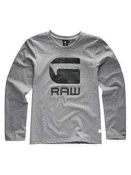 g-star-raw-boys-long-sleeve-camo-logo-t-shirt-grey-marl