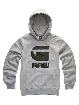 g-star-raw-boys-camo-logo-hoodie-grey-marl