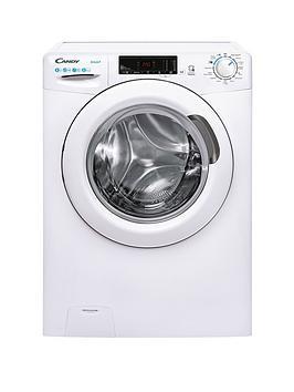 Candy Smart Cs 148Te/1-80 8Kg Load, 1400 Spin Washing Machine - White