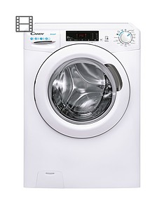 candy-smart-cs-149te1-80-9kg-load-1400-spin-washing-machine-white