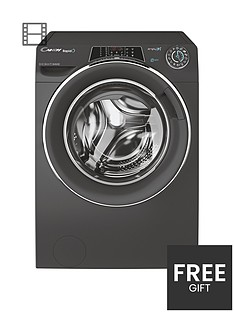 candy-rapido-ro16106dwmcre-80nbsp10kg-wash-1600-spin-washing-machine-black