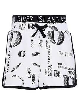 river-island-girls-printed-runner-short--nbspwhite