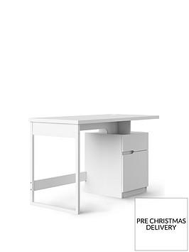 alphason-bridport-1-door-1-drawer-desk