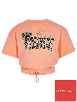 river-island-girls-fierce-cinch-hem-tee--orange