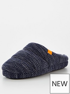 v-by-very-boys-mule-slipper-navy