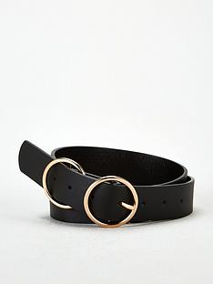 v-by-very-ola-double-buckle-belt-black