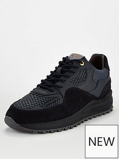 android-homme-santa-monica-leather-suede-trainers