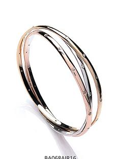 buckley-london-tri-colour-cubic-zirconia-russian-bangle-setnbspwith-free-gift-bag