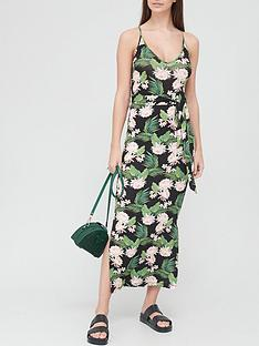 v-by-very-strappy-belted-midi-dress