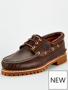 timberland-authentics-3-eye-leather-boat-shoes-brown