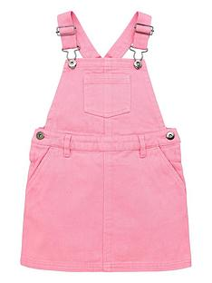 mini-v-by-very-girls-denim-pinafore-pink