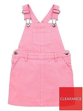 mini-v-by-very-girls-denim-pinafore-pink