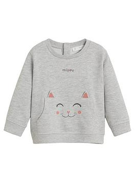 mango-baby-girls-cat-face-sweatshirt-grey-marl