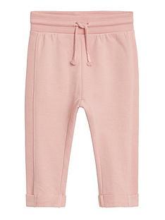 mango-baby-girls-joggers-pink