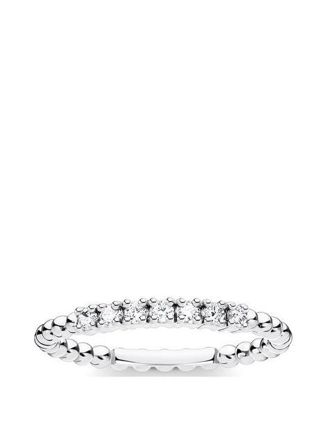 thomas-sabo-thomas-sabo-sterling-silver-and-cubic-zirconia-stacking-ring