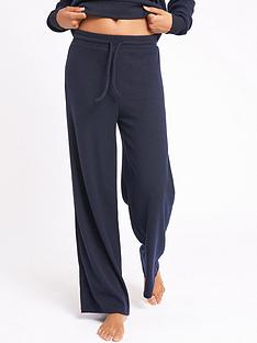 chelsea-peers-nyc-loungenbspribbed-trouser-navy
