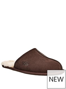 ugg-ugg-scuff-suede-sheepskin-lined-slippers