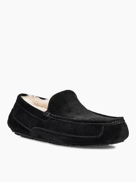ugg-ascsot-wool-lined-slippers